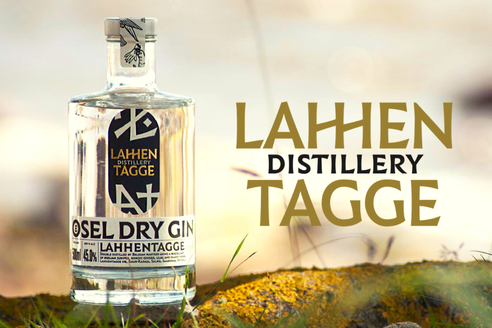 Lahhentagge Distillery
