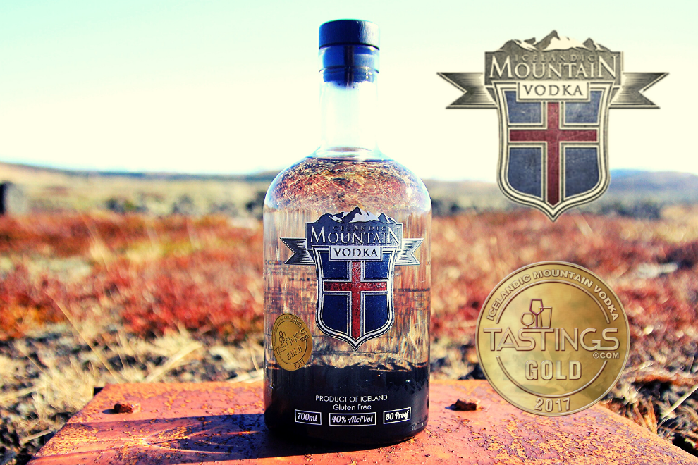 Icelandic Mountain Spirits