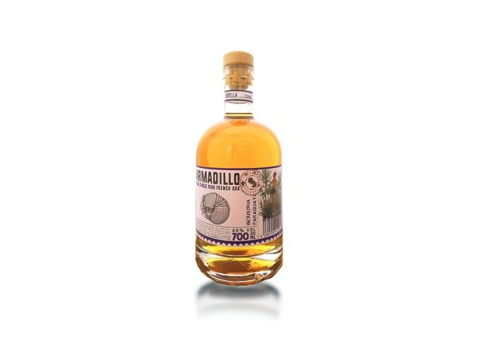 Armadillo - Pure Single Rum - Freanch Oak