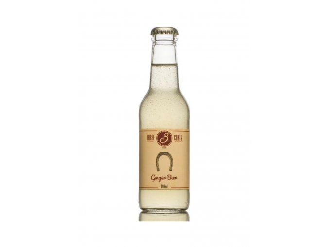 Three Cents - Ginger Beer 0,2l