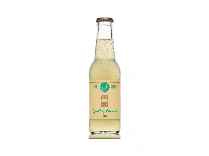Three Cents - Sparkling Lemonade 0,2l