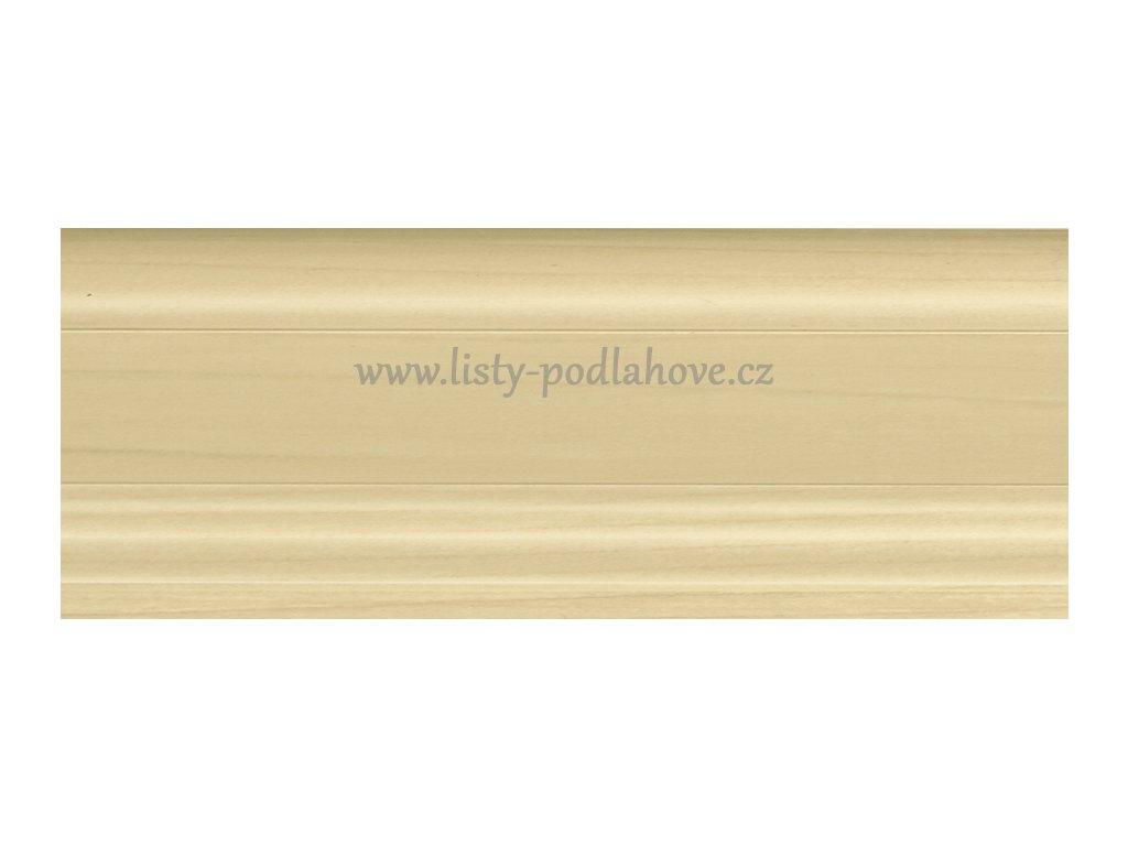 PVC soklová lišta SLK 50 - W132