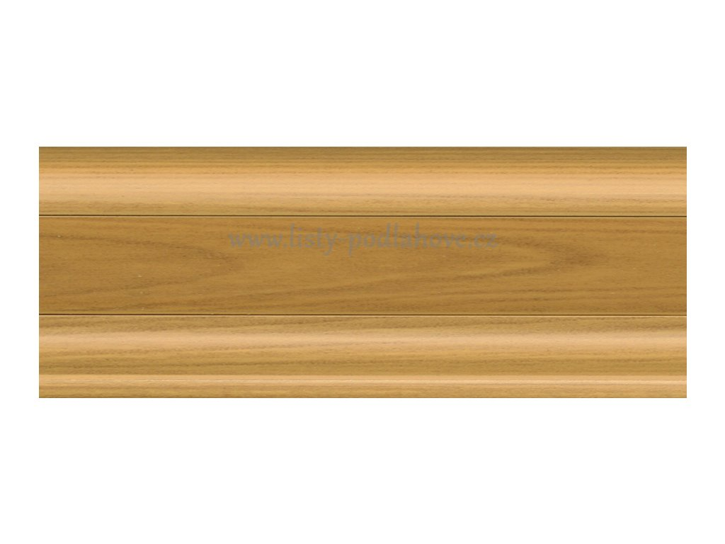 PVC soklová lišta SLK 50 - W133