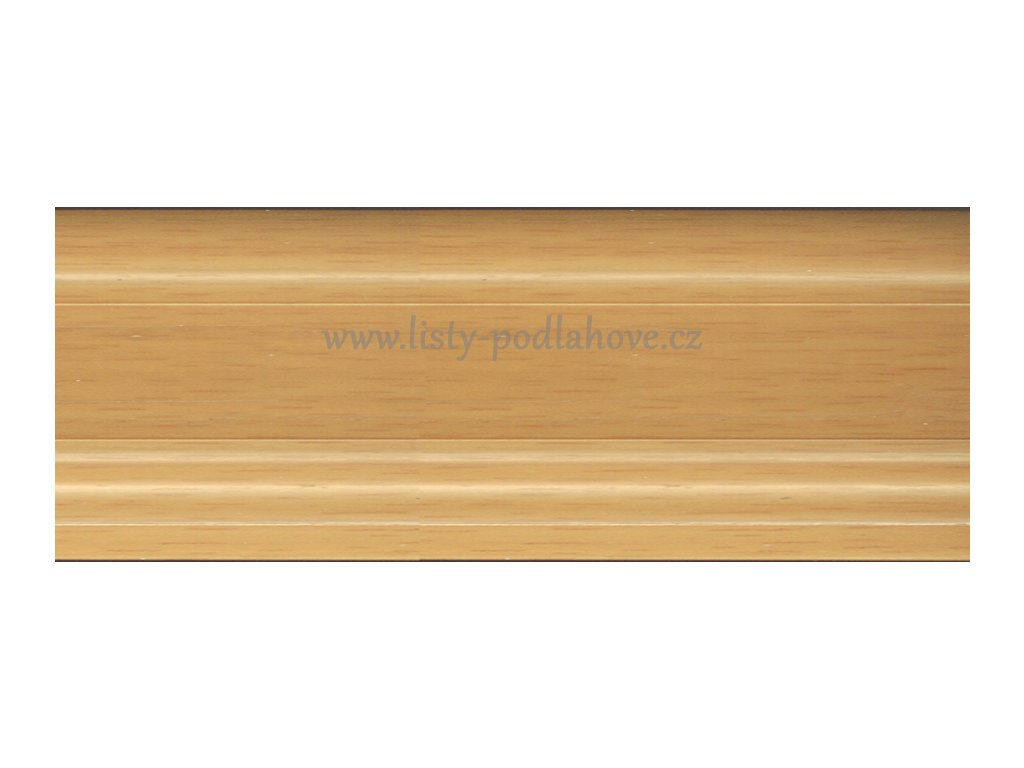 PVC soklová lišta SLK 50 - W134