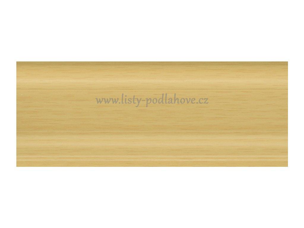 PVC soklová lišta SLK 50 - W136