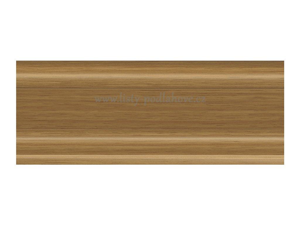 PVC soklová lišta SLK 50 - W140
