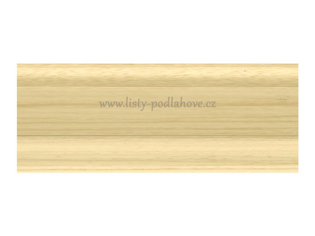 PVC soklová lišta SLK 50 - W165