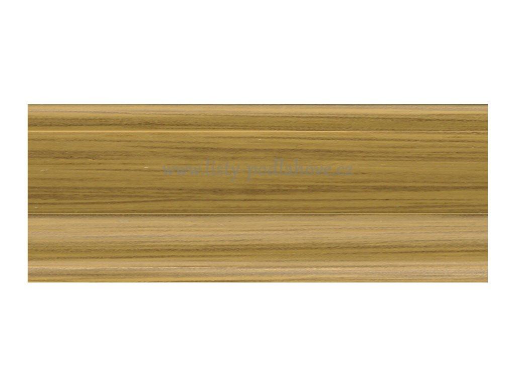 PVC soklová lišta SLK 50 - W166