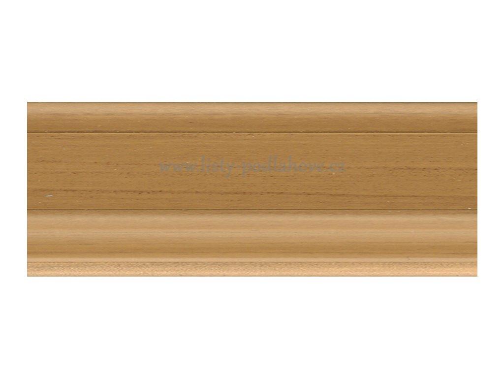 PVC soklová lišta SLK 50 - W168