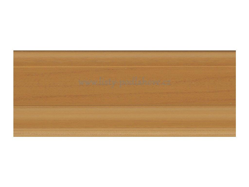PVC soklová lišta SLK 50 - W170