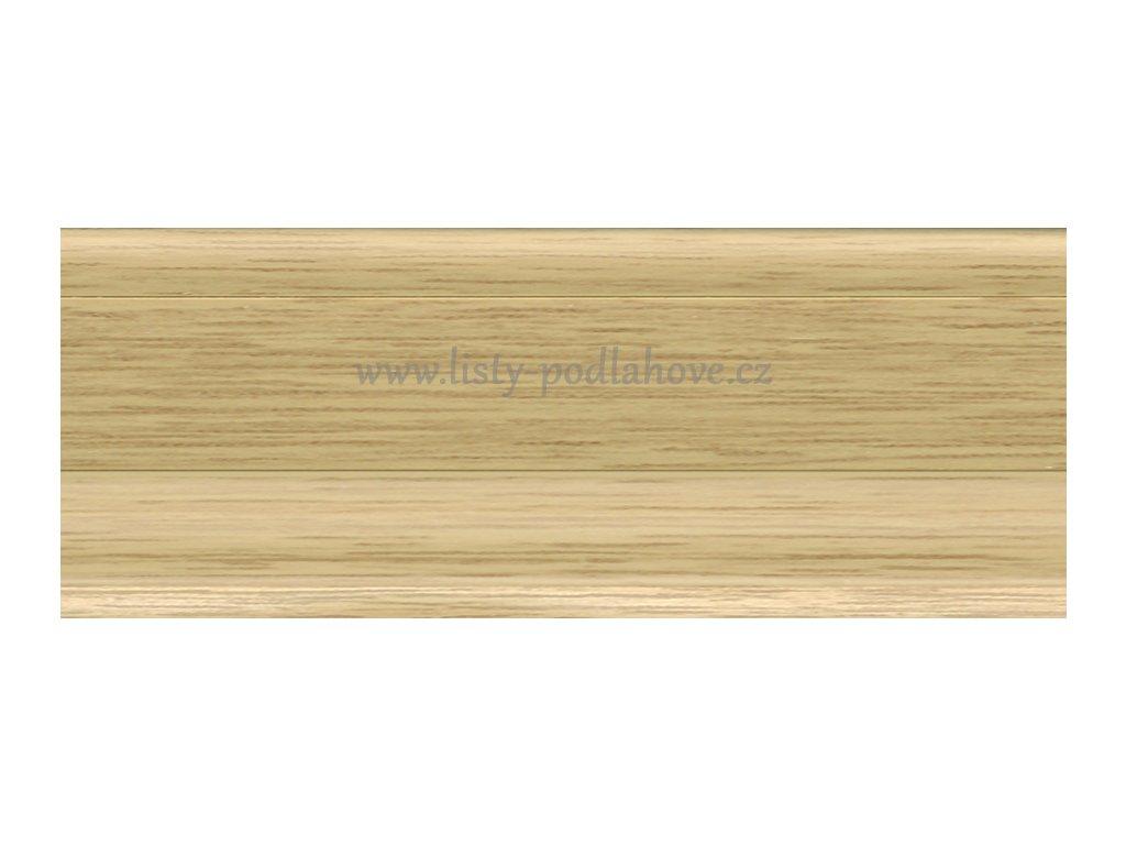 PVC soklová lišta SLK 50 - W171