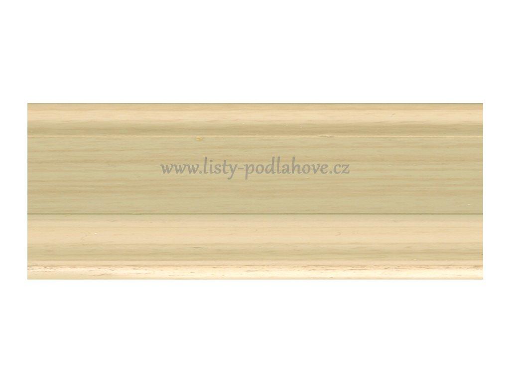 PVC soklová lišta SLK 50 - W172