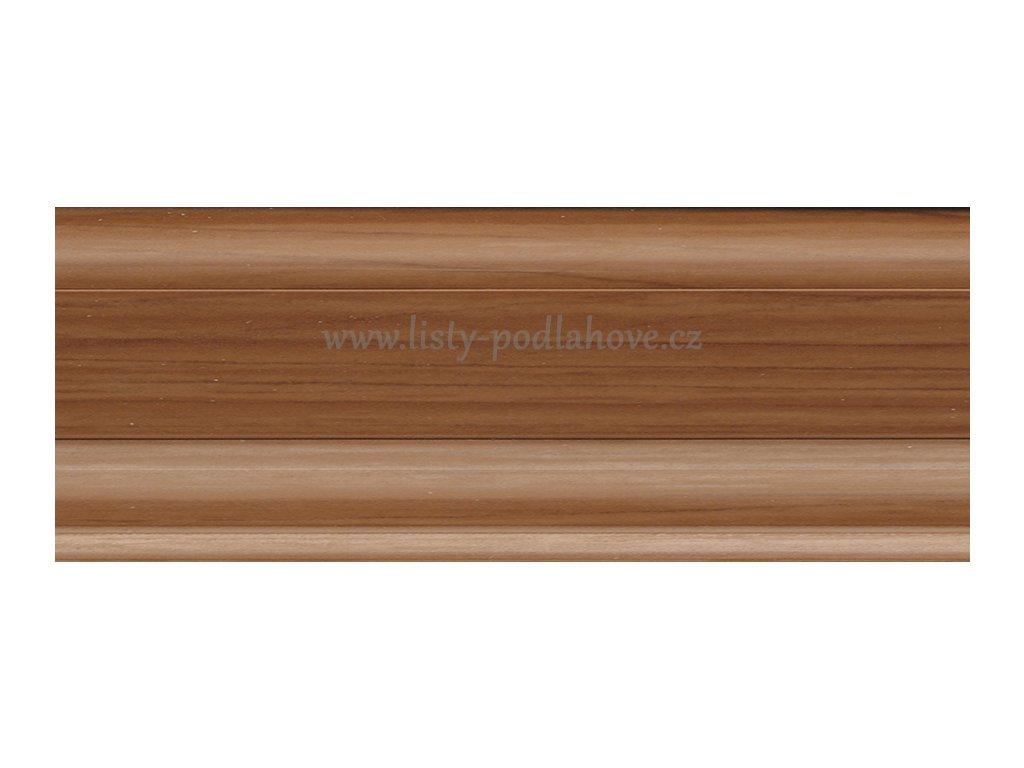 PVC soklová lišta SLK 50 - W174