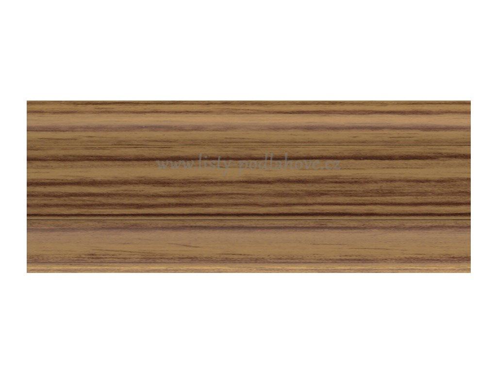 PVC soklová lišta SLK 50 - W178