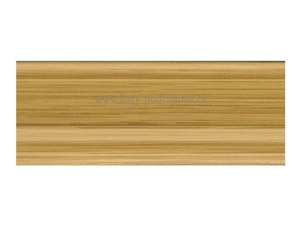 PVC soklová lišta SLK 50 - W179