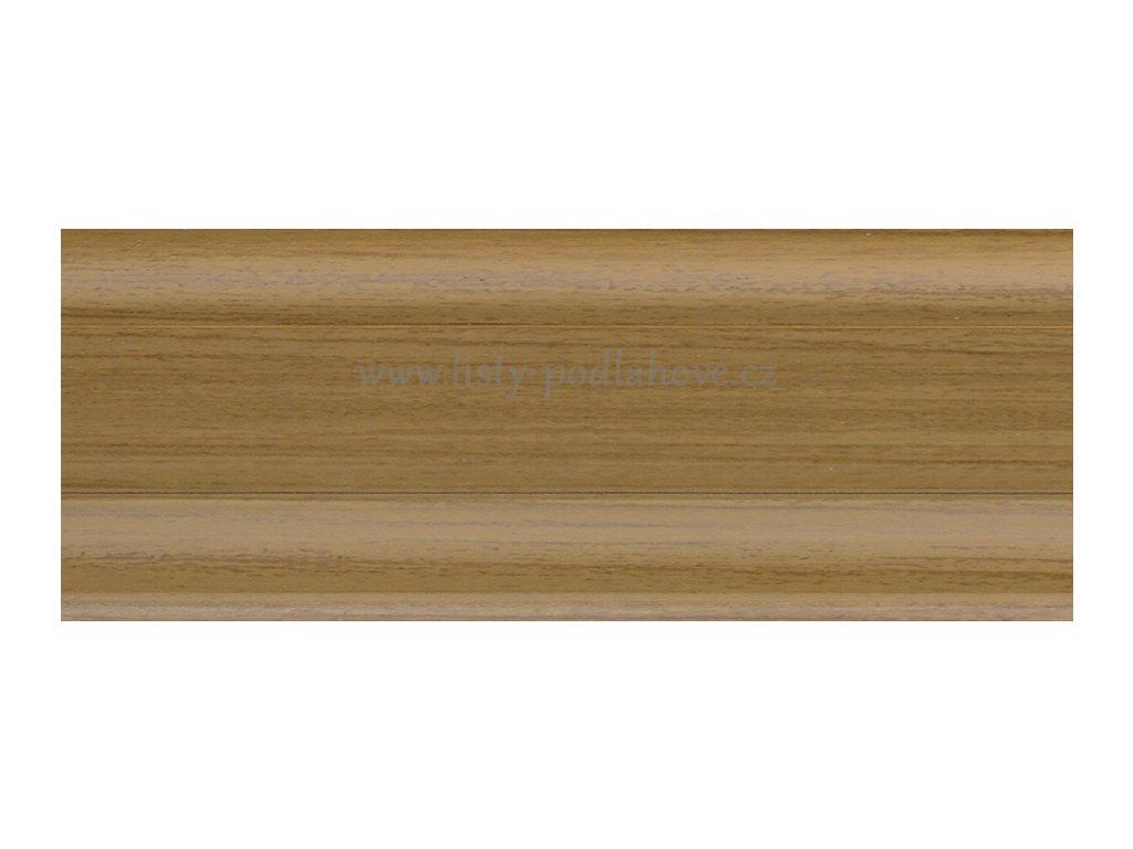 PVC soklová lišta SLK 50 - W182