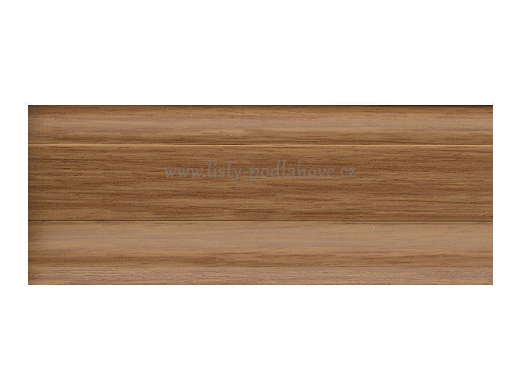 PVC soklová lišta SLK 50 - W184