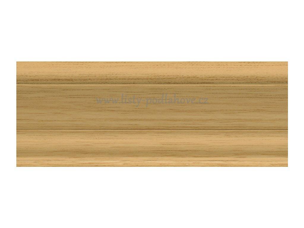 PVC soklová lišta SLK 50 - W211