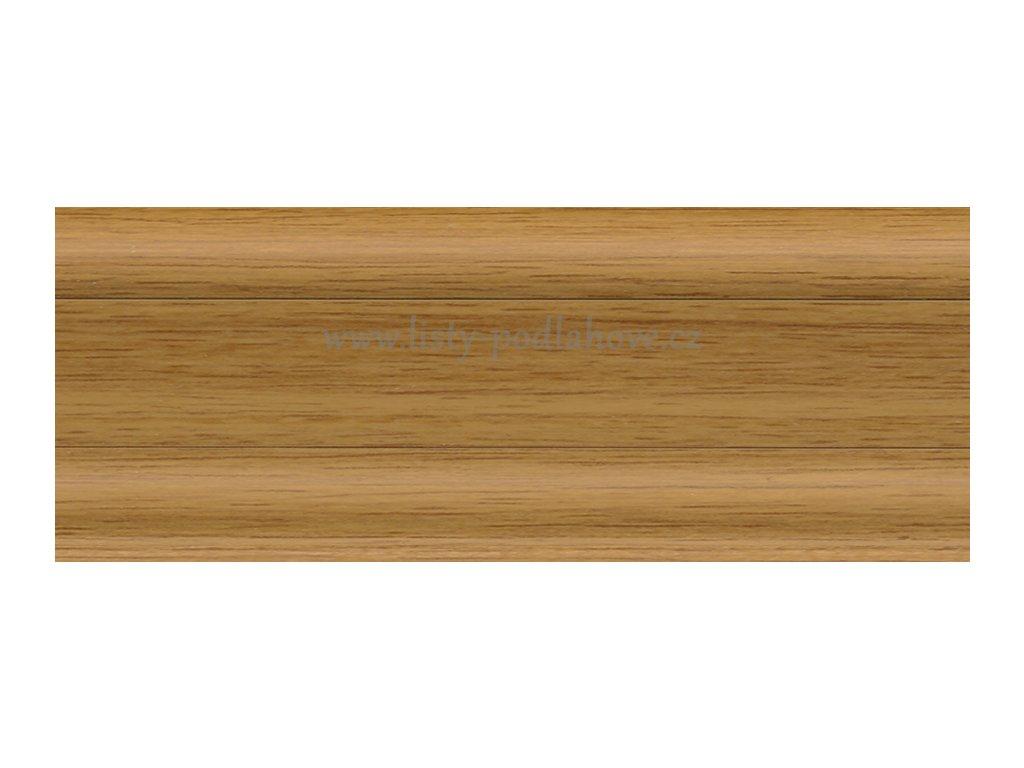 PVC soklová lišta SLK 50 - W214