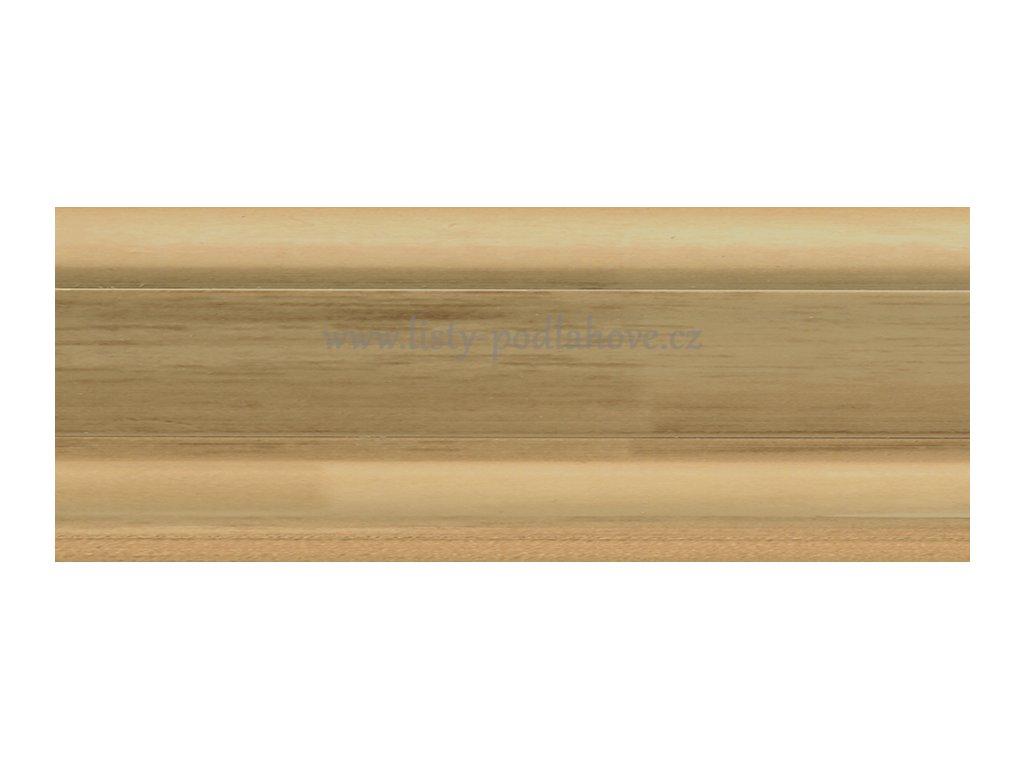 PVC soklová lišta SLK 50 - W217
