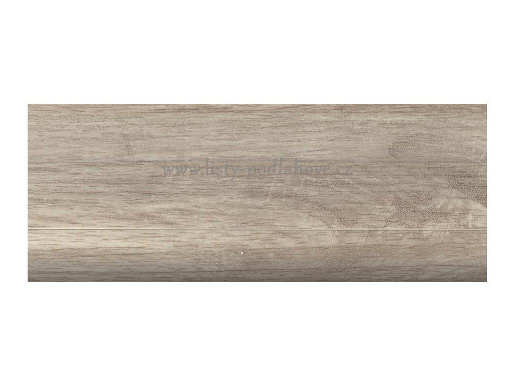 PVC soklová lišta SLK 50 - W464