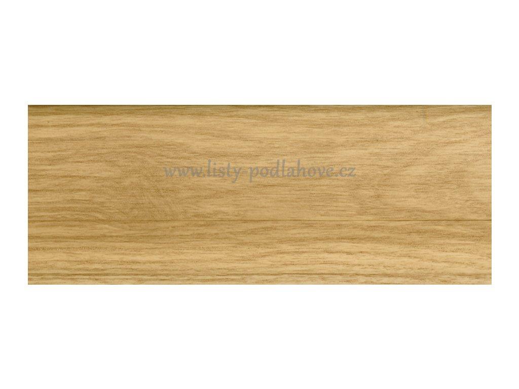 PVC soklová lišta SLK 50 - W467