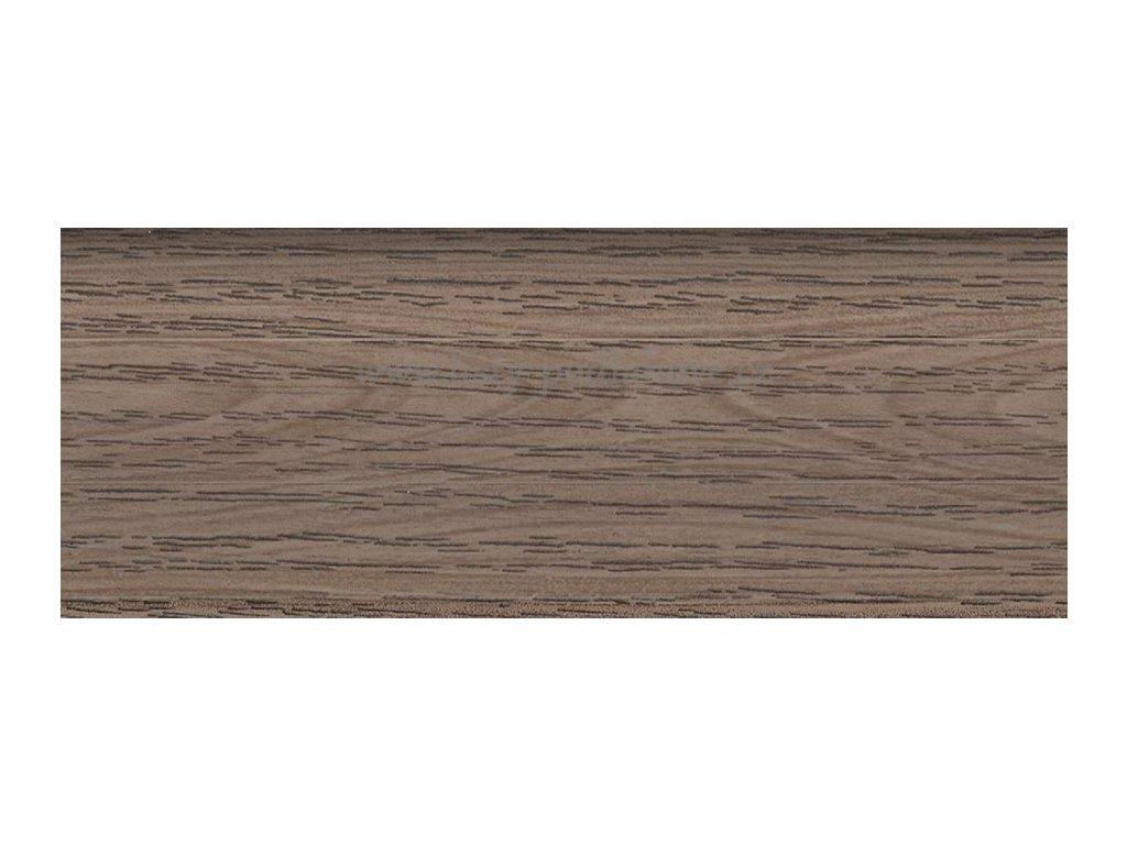 PVC soklová lišta SLK 50 - W650