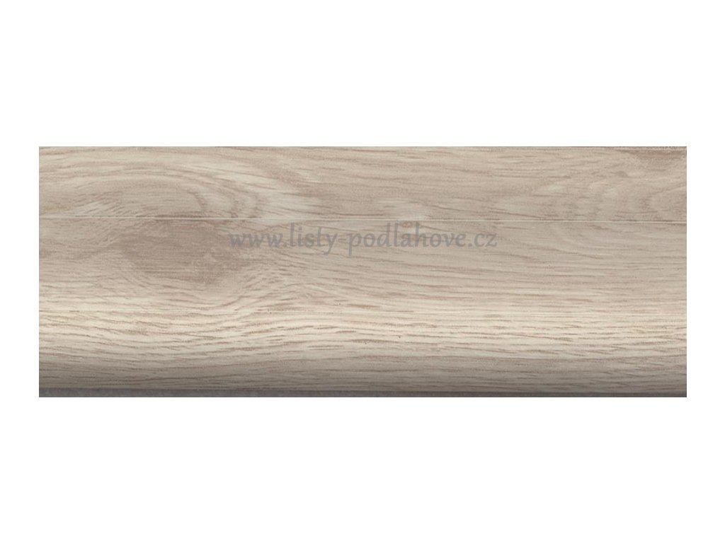 PVC soklová lišta SLK 50 - W652