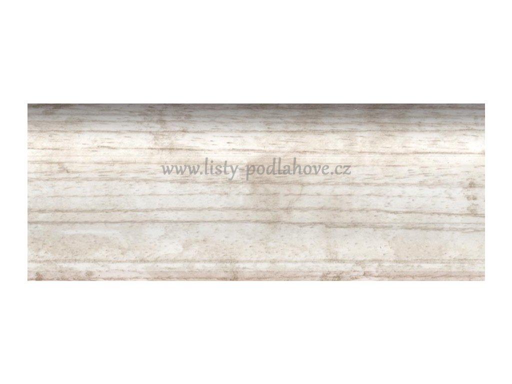 PVC soklová lišta SLK 50 - W653