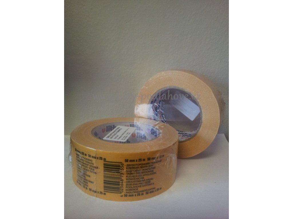Kobercová páska - textilní 25 bm