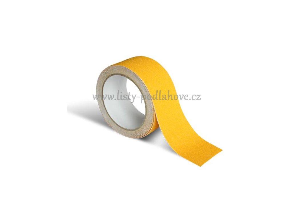 Páska žlutá