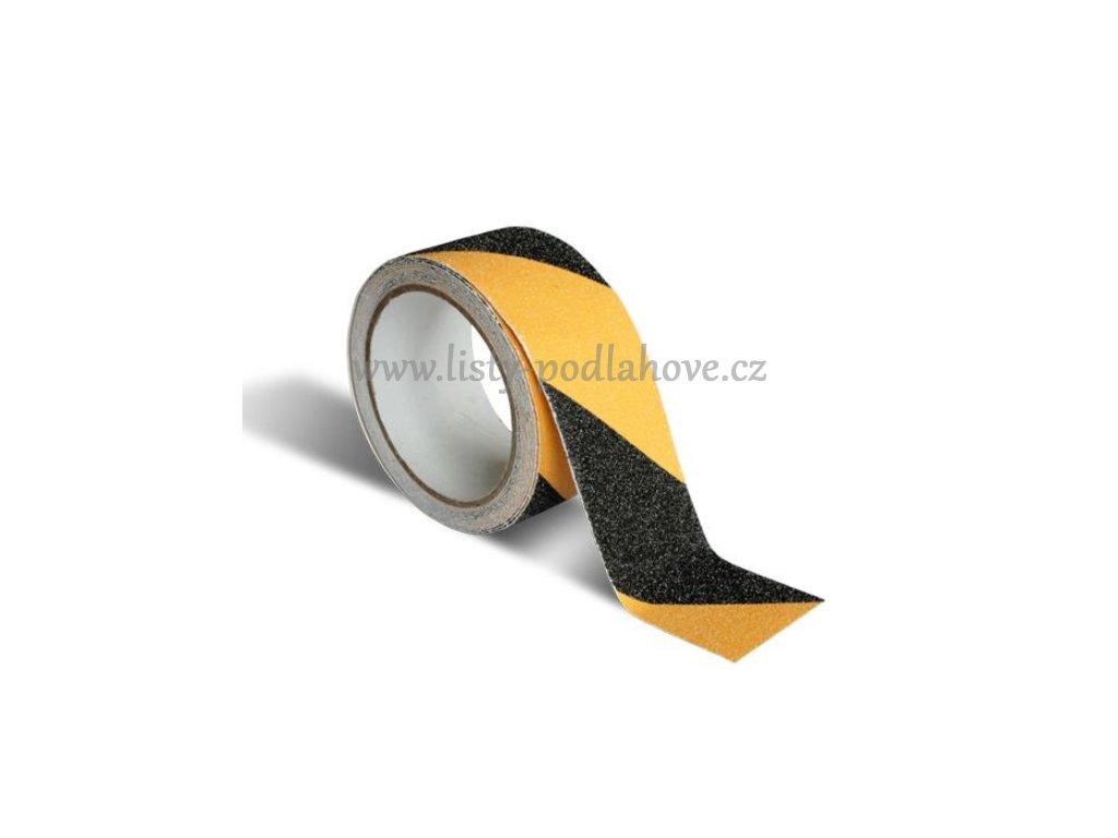 Páska černo žlutá