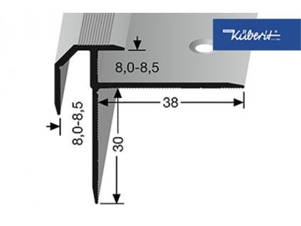 Tvar + logo Kuberit 838