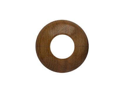 Rozeta dřevěná DUB - Doprodej