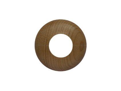 Rozeta dřevěná BUK