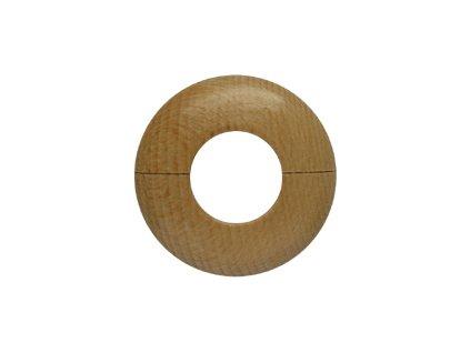 Rozeta dřevěná JAVOR