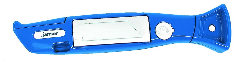 Bezpečnostní nůž HARLEKIN modrý