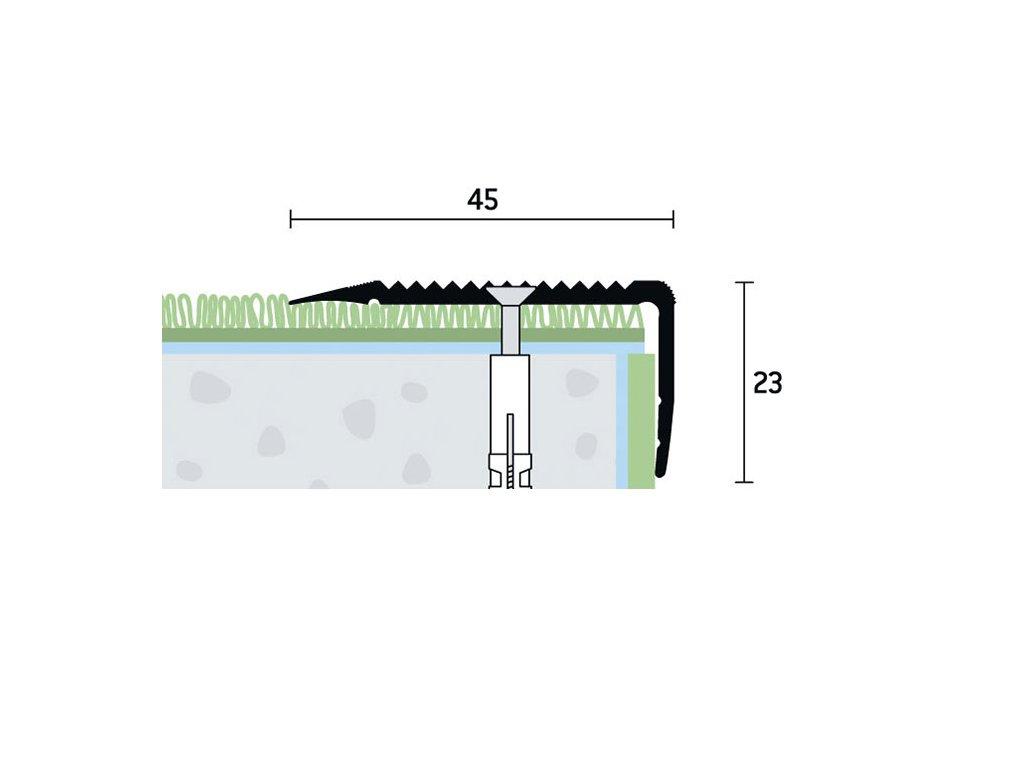 SP 45x23 V 1