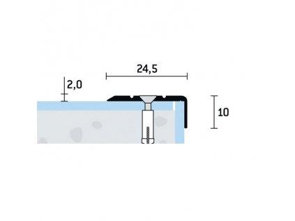 SH 24,5x10 V 1