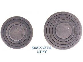 Kroužky do plátů typ K-632
