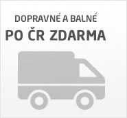 Dopravné a balné po ČR zdarma