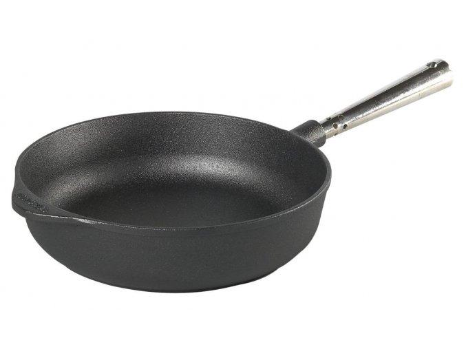Litinová pánev 25cm - SLEVA