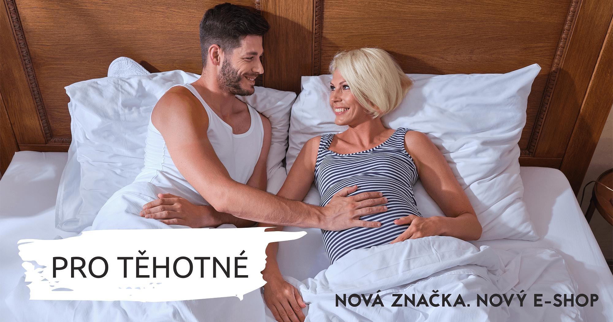 Funkční oblečení pro těhotné. Česká výroba. Nová značka Baridi wear.