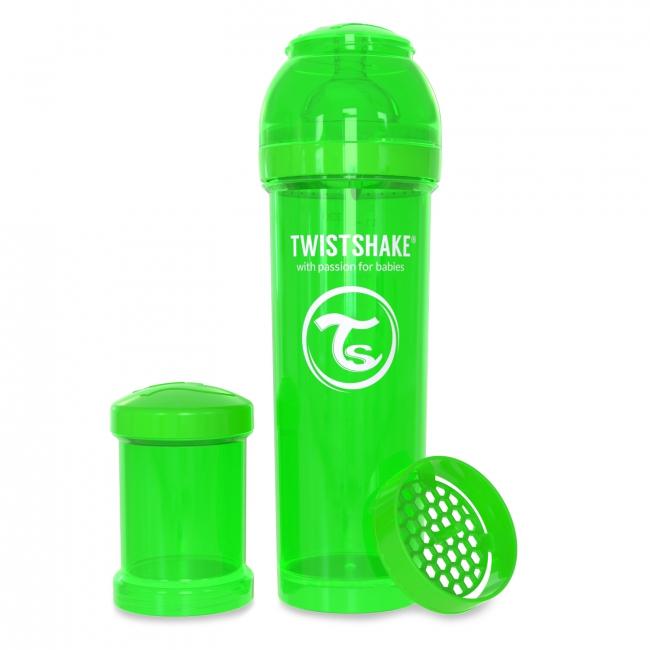 Kojenecké lahve TWISTSHAKE