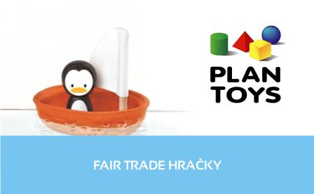 hračky plan toys