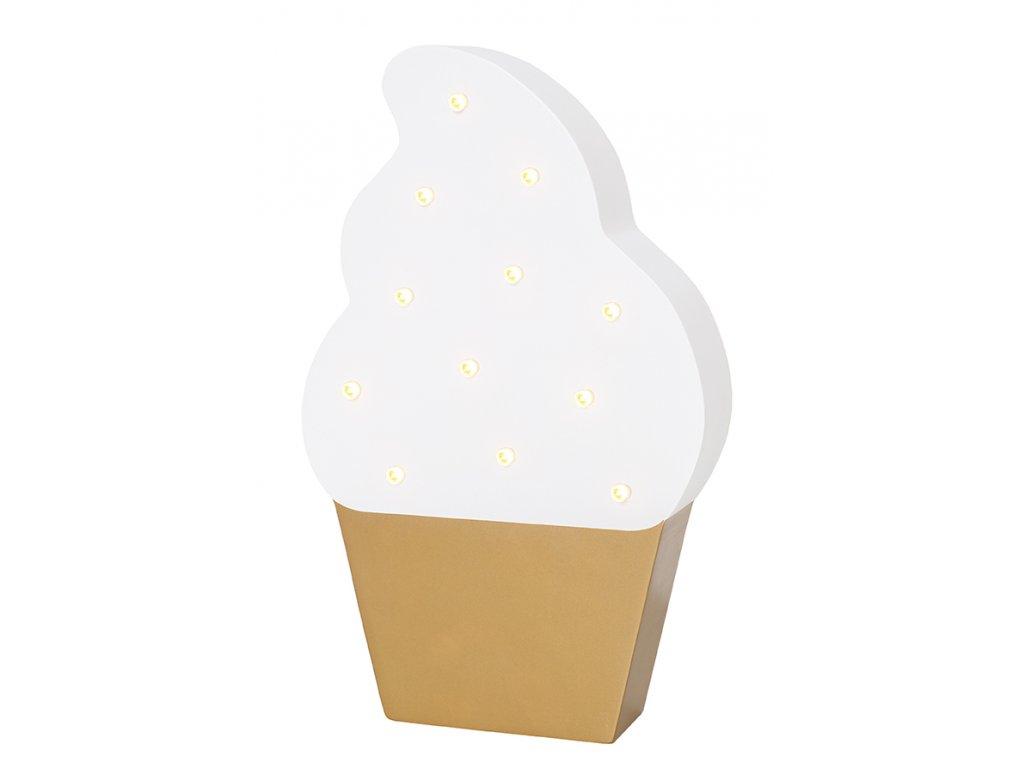 Led lampa JaBaDaBaDo zmrzlina