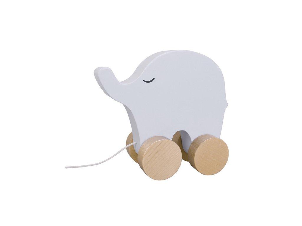 Slon na kolečkách JaBaDaBaDo