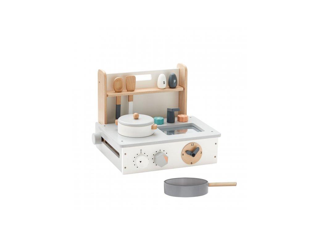 Kids Concept Mini kuchyňka dřevěná Bistro