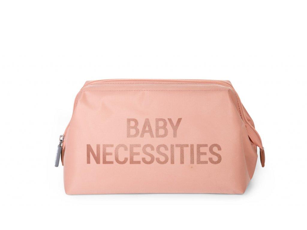 Childhome Toaletní taška Pink Copper