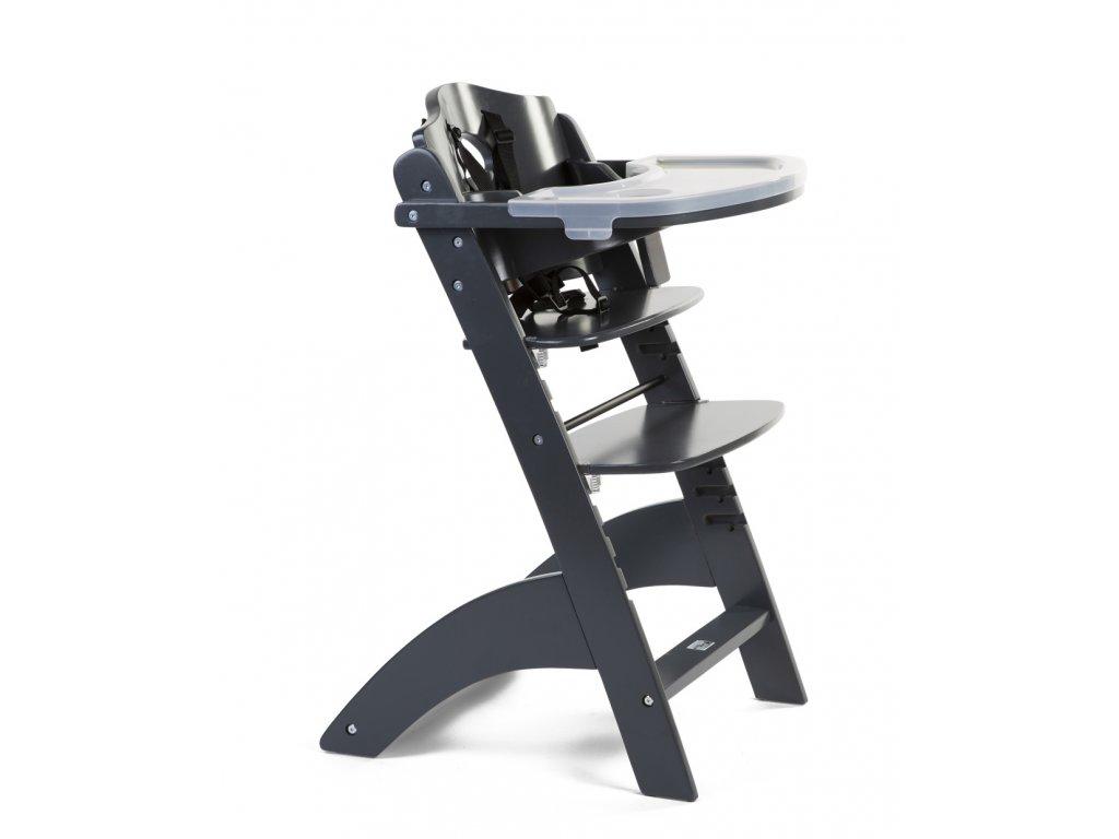 Rostoucí židlička Childhome Lambda 3 Anthracite